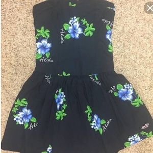Aloha hollister dress